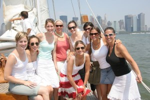 bachelore / bachelorette sailing parties